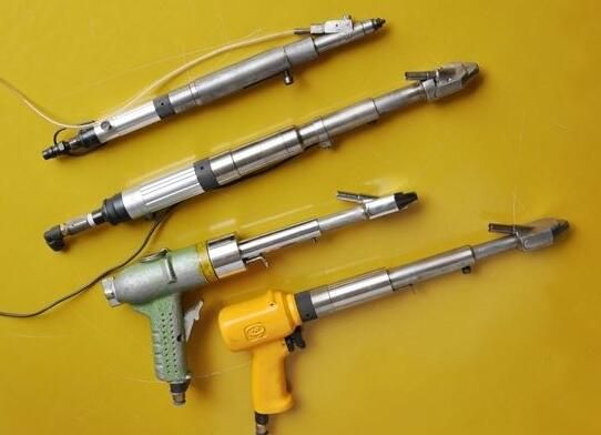 气动胶枪漏气解决办法和使用注意事项直插二极管